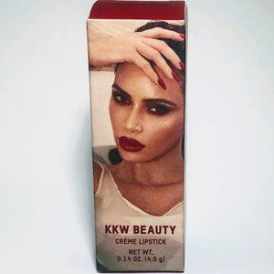 KKW Beauty Red Crème Lipstick ~ Classic Red